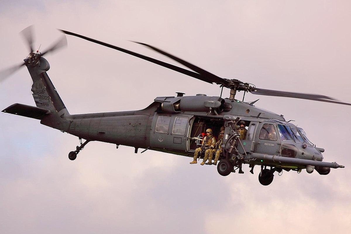 "Картинки по запросу HH-60 ""Pave Hawk"""