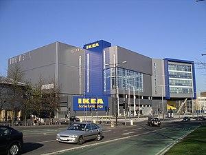 IKEA, Coventry, England.