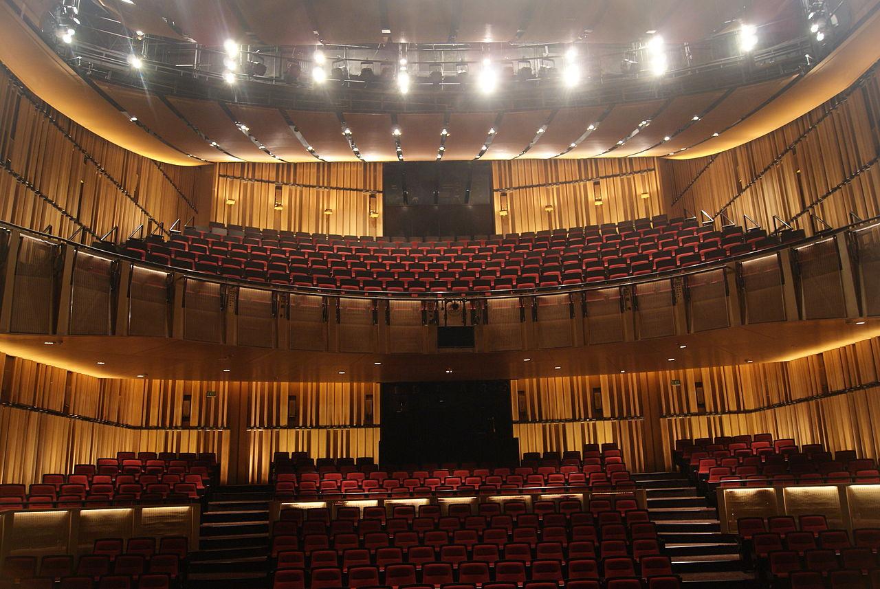 FileInterior of Victoria Theatre Singapore  2014110105