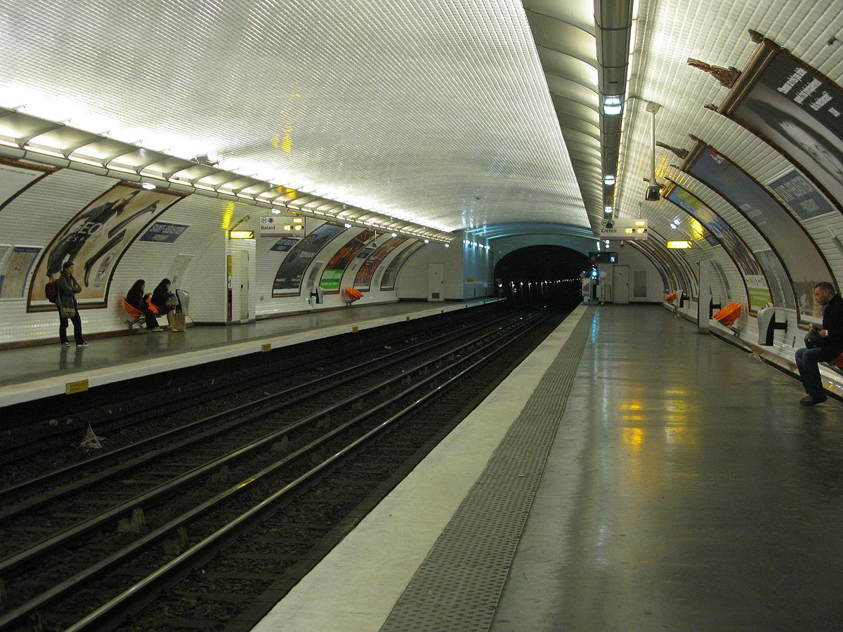 SaintSbastien  Froissart Paris Mtro  Wikipedia