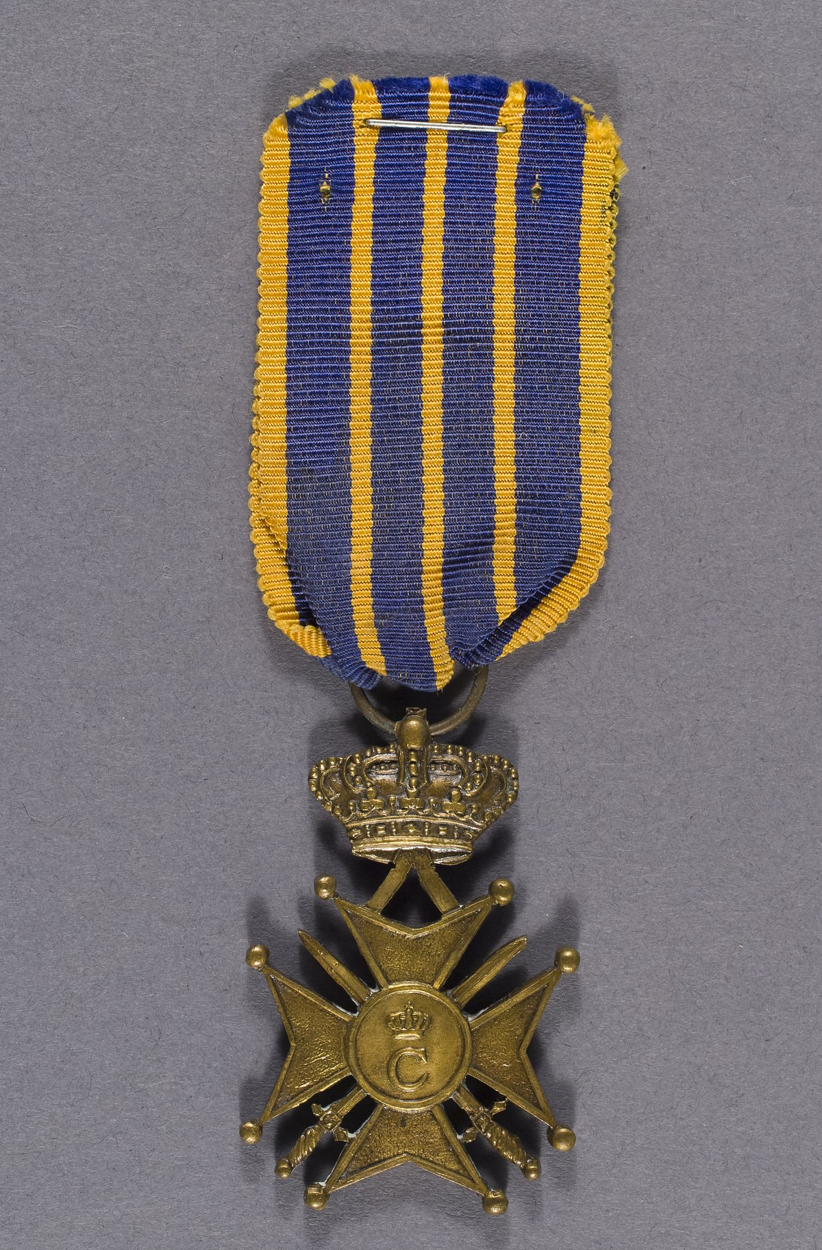 Luxembourg War Cross  Wikipedia