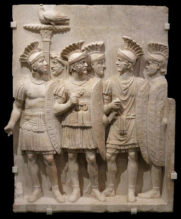 Praetorians Relief - Wikipedia