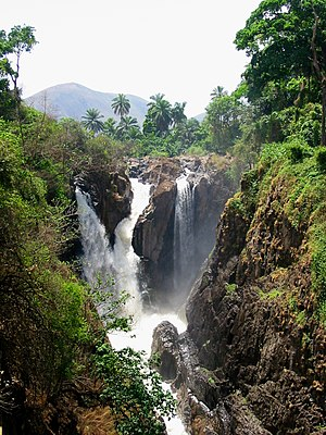Menchum Falls, North-West Province, Cameroon