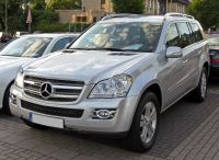 Mercedes-Benz klasy GL  Wikipedia, wolna encyklopedia