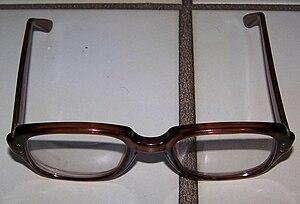 English: Military Birth Control Glasses (also ...