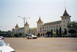 Mingala Taungnyunt Township  Wikipedia