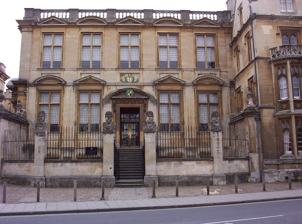 Old Science Museum of History Oxford