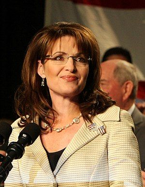 Sarah Palin in Savannah, Georgia, Dec 1, 2008 ...