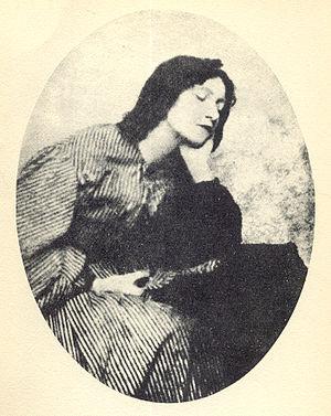 English: Elisabeth Siddal
