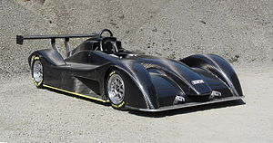 The first carbon-fiber bodied Stohr DSR built ...
