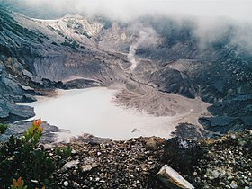 Gunung Tangkuban Parahu  Wikipedia bahasa Indonesia