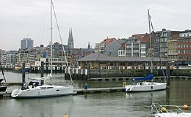 Vistrap Oostende Wikipedia