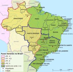 Geografía de Brasil - Wikipedia. la enciclopedia libre