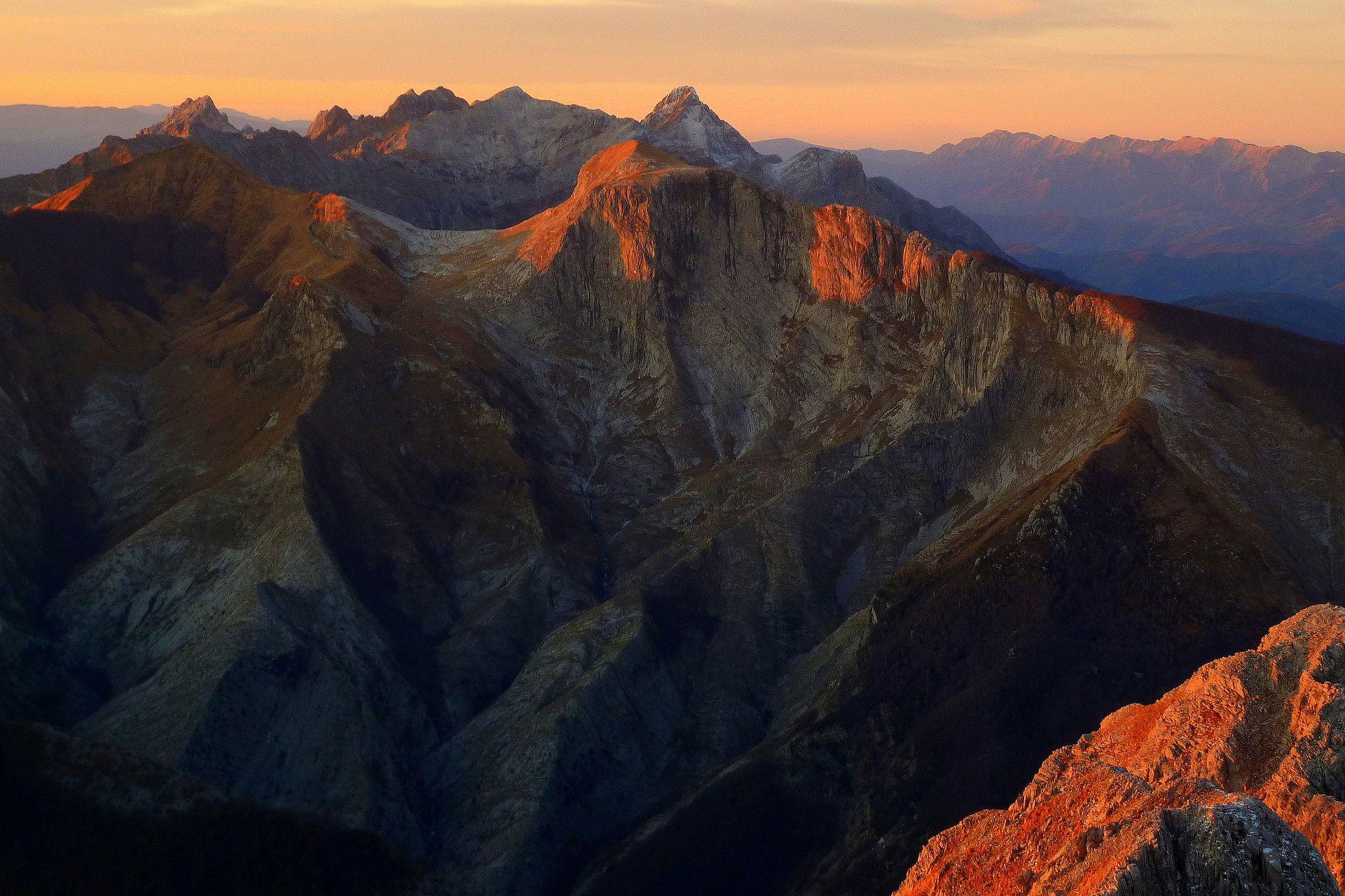 Alpi Apuane  Wikipedia