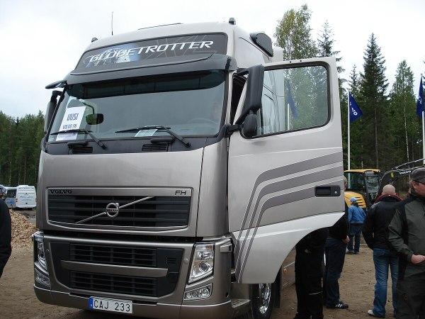 Kalyamaha Volvo Fh - Year of Clean Water