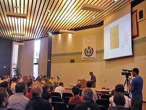 Talk at Wikimedia 2006.