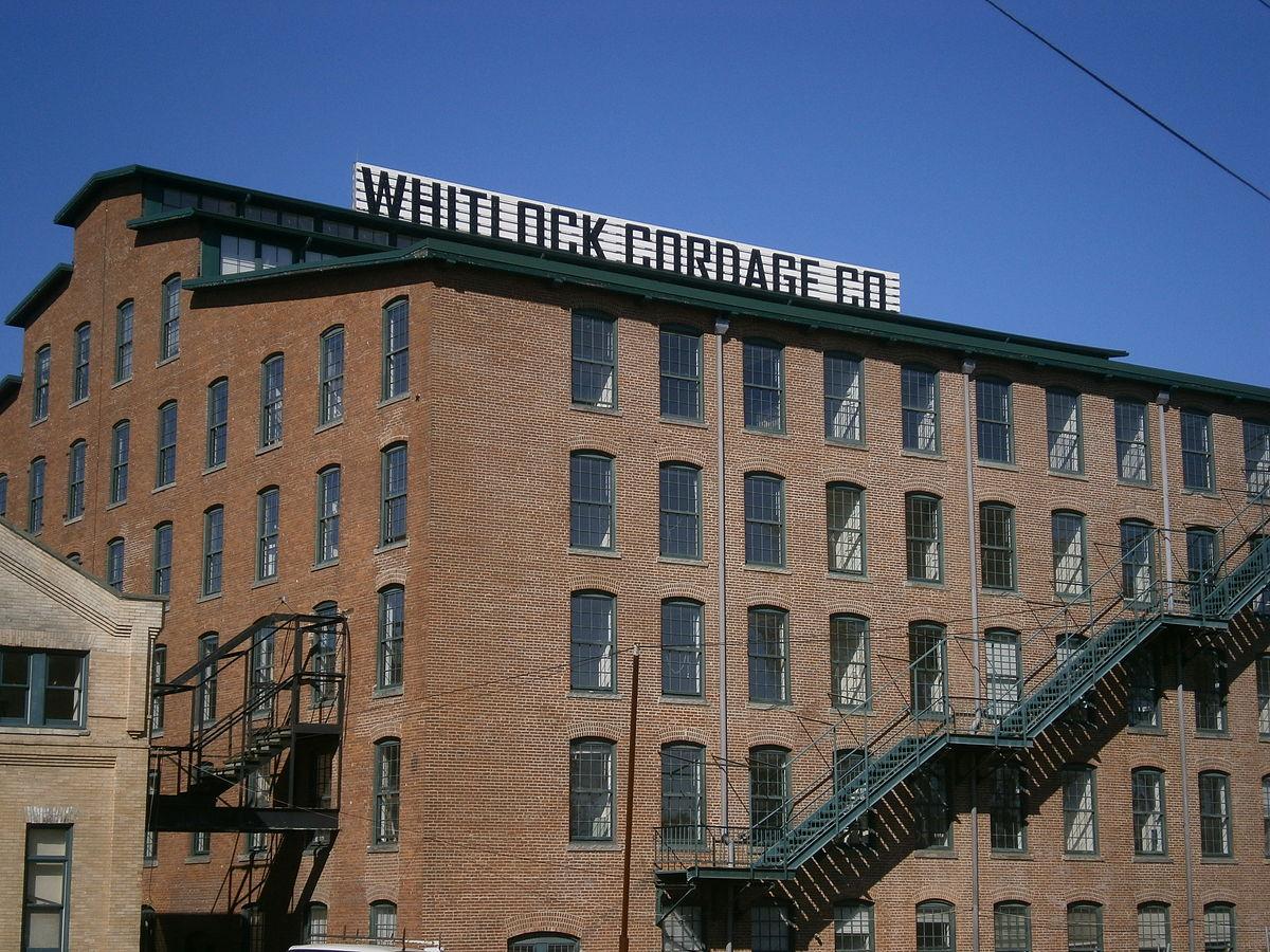 Whitlock Cordage Wikipedia