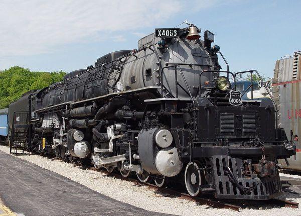 Union Pacific 4006 - Wikipedia