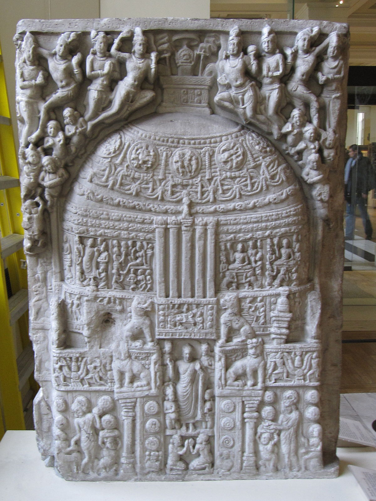 Amaravati Stupa  Wikipedia