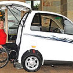 Wheelchair Car Styles Of Chairs Backs Cars For Users Wikipedia Recent Production Models Edit
