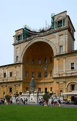 Cortile del Belvedere  Wikipedia