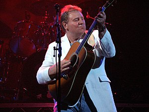 Lake in concert, 2005
