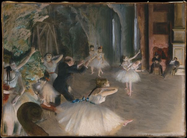Edgar Germain Hilaire Degas 009