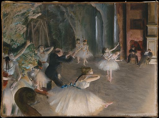 Edgar Germain Hilaire Degas 009