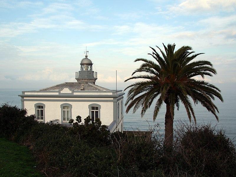 Archivo:Faro de Candás.jpg