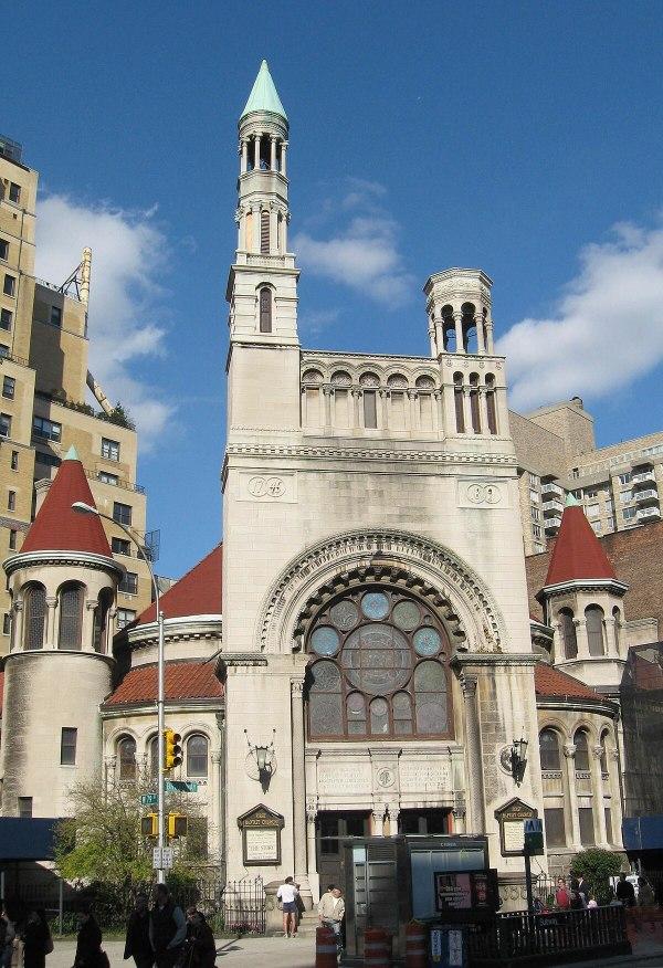 Baptist Church In City Of York - Wikipedia