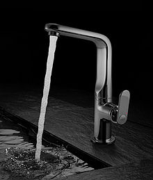 black sink kitchen dish rack grohe - wikipedia