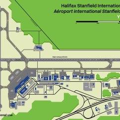 Airport Er Diagram Mercedes Benz Radio Wiring Halifax Stanfield International  Wikipedia