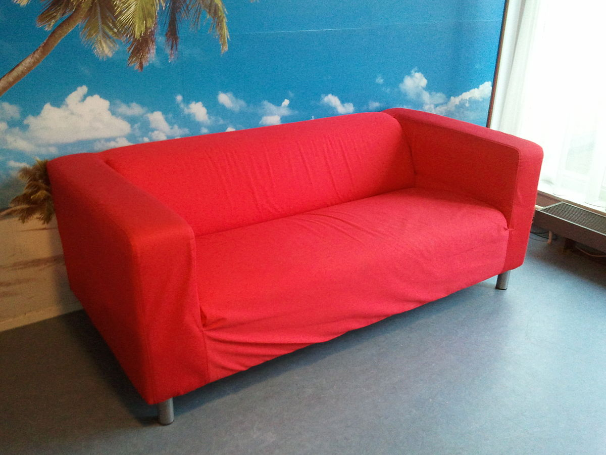 red sofas on sale ikea sofa table white klippan (sofa) – wikipedia
