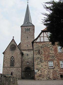 Kloster Schlchtern  Wikipedia