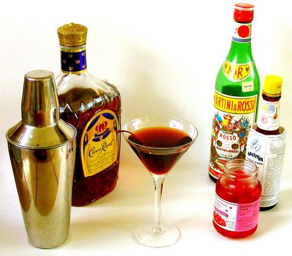 Manhattan cocktail Wikipedia