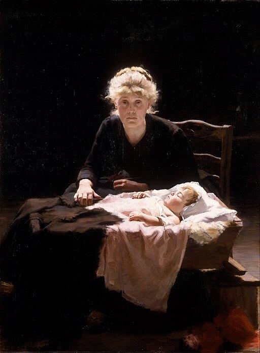 Fantine by Margaret Bernadine Hall