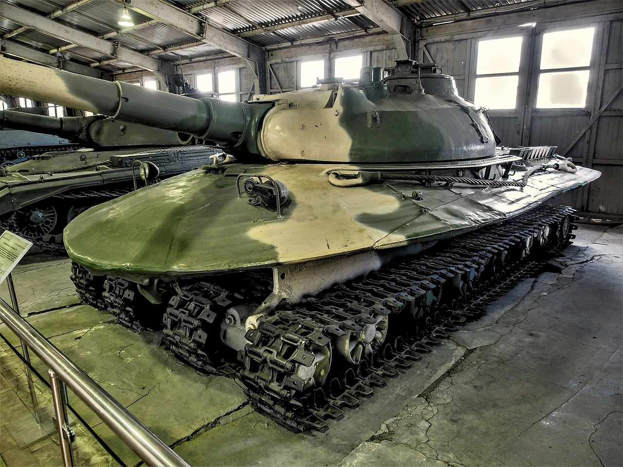 Object 770 the last soviet heavy tank  Warthunder