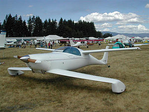 A Quickie Q2 at the 2003 Arlington Fly-In. Pho...