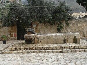 English: Scopello in Castellammare del Golfo, ...