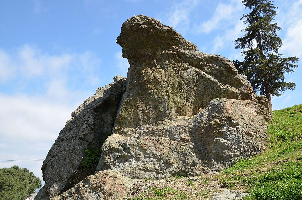 FileThe Weeping Rock in Mount Sipylus Manisa Turkey