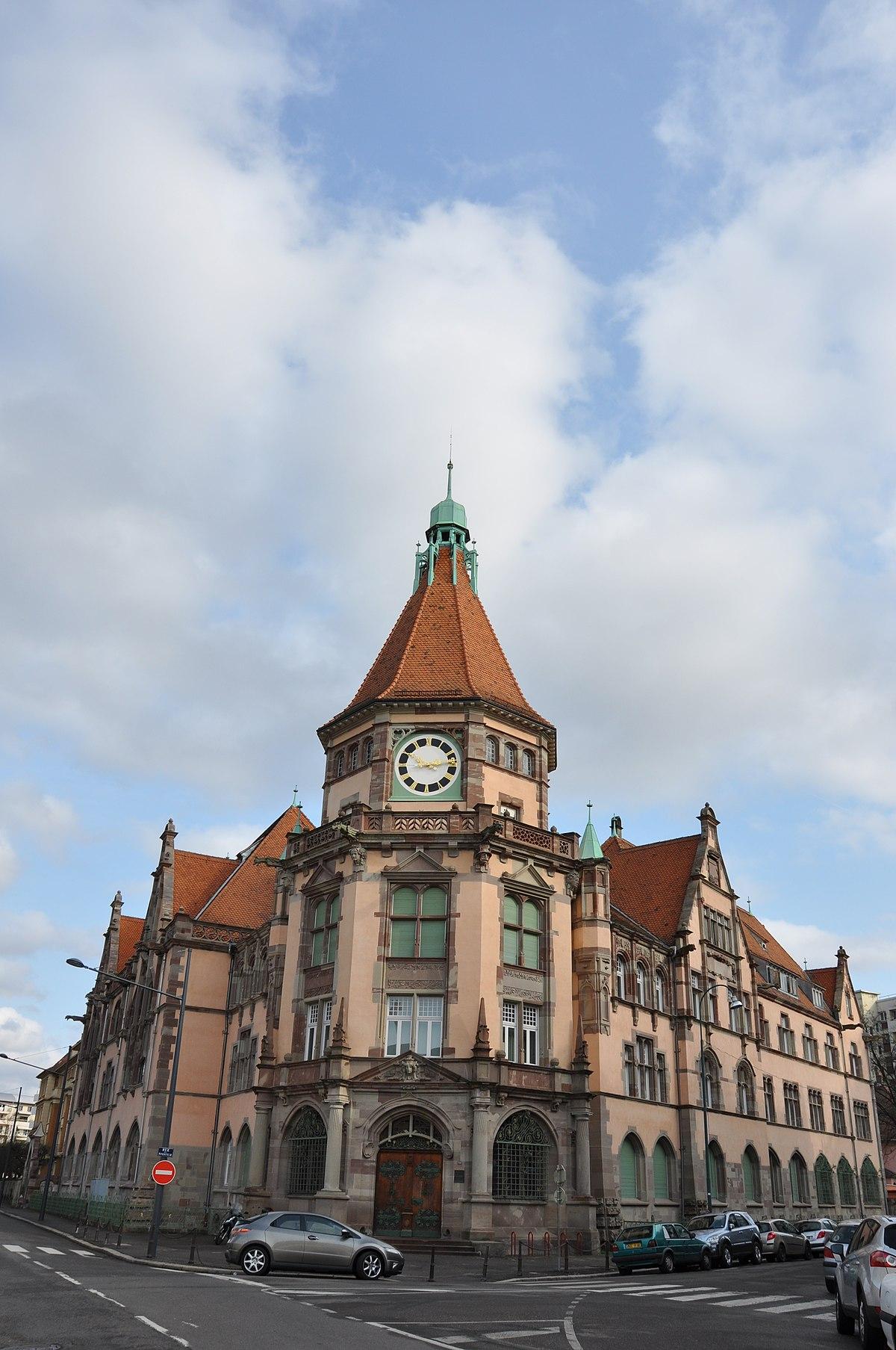 Tribunal dinstance de Mulhouse  Wikipdia