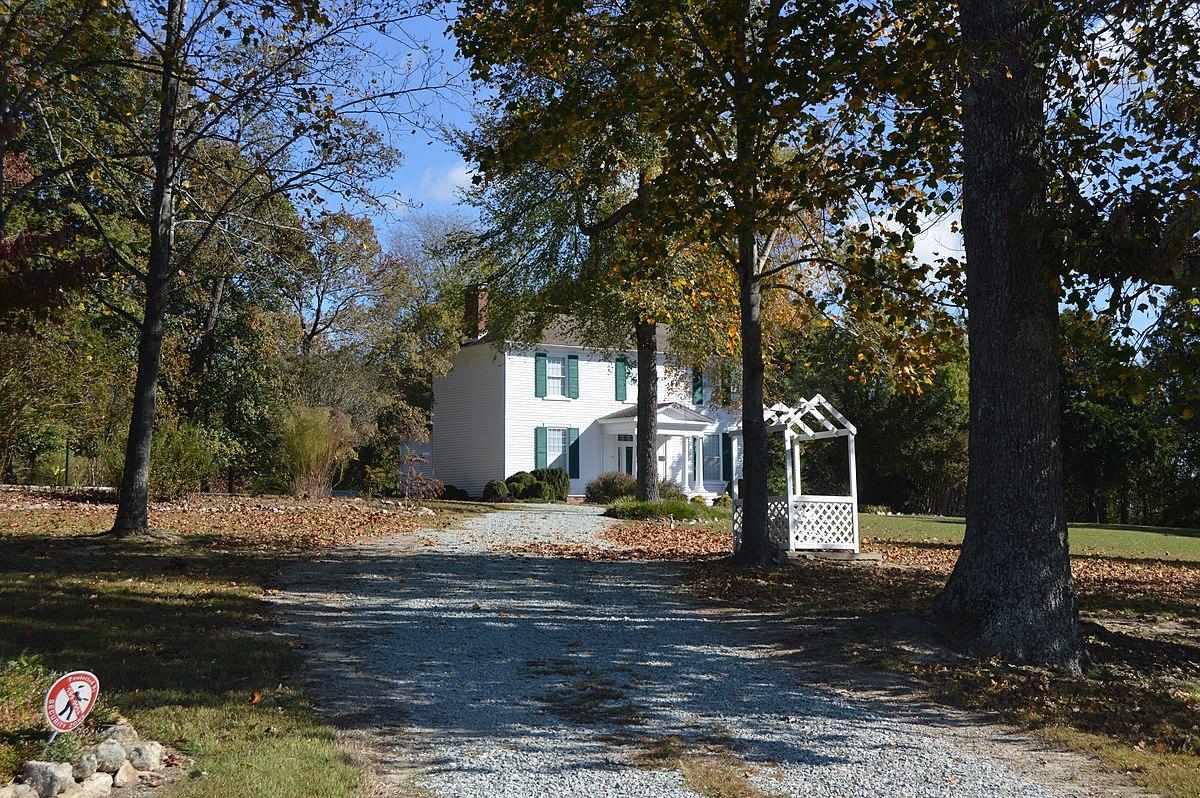 Woodside Milton North Carolina  Wikipedia