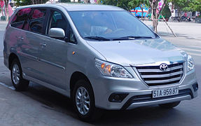all new kijang innova bekas gambar grand veloz toyota wikipedia 2014 2 0 e tgn40 third facelift vietnam