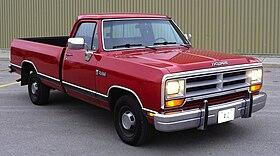 ram pickup wikipedia