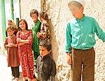 Tajik children in Khowahan district of Badakhshan