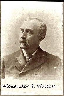 Alexander S Wolcott  Wikipedia