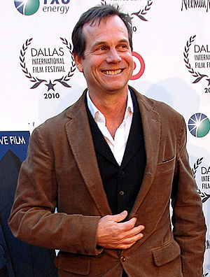 English: Bill Paxton at the Dallas Internation...