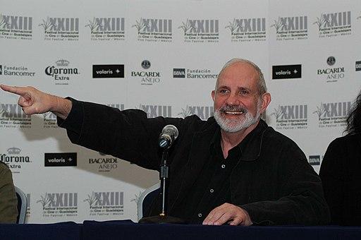 Brian De Palma (Guadalajara 2008) 12