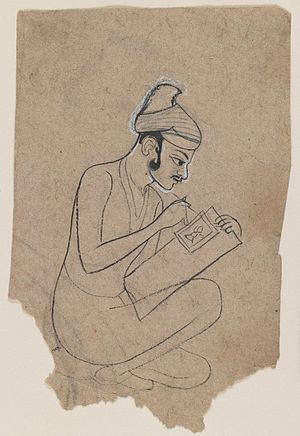 Brooklyn Museum - Artist Sketching
