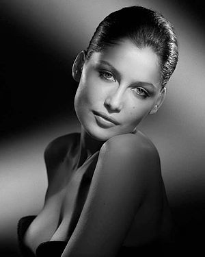 English: Laetitia Casta photographed by Studio...